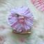 Flower Hair Accessories ดอกไม้ประดับผมสีชมพูอมม่วง thumbnail 2