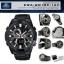 นาฬิกา คาสิโอ Casio Edifice Analog-Digital รุ่น ERA-201BK-1AV สินค้าใหม่ ของแท้ ราคาถูก พร้อมใบรับประกัน thumbnail 3