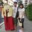 Princess Hanbok แบบชาววัง (ทังอี) สีเหลืองทอง ตัดแดง สวยอลังการ thumbnail 12