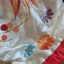 uchikake kimono กิโมโนอูชิคาเคะ สีขาวครีม งานปักดิ้นทอง thumbnail 4