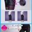 ถุงน่องขาเรียว top slim แบบเต็มตัว สีดำ thumbnail 8
