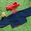 Hanbok Boy ฮันบกเด็กชาย 3-4 ขวบ ครบเซตพร้อมหมวก แถมกระเป๋า thumbnail 2