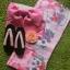 Summer kimono กิโมโนฤดูร้อน (Yukata) Spring Summer สีชมพู thumbnail 1