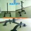 ขาย ขาตั้งเก็บแผ่นดัมเบลบาร์เบล MAXXFiT รุ่น RK 301 Weight Plate Trees Rack thumbnail 1