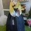 "Hanbok ฮันบกเกรด A รุ่น Classic อก 40"" สูง 165 cm. thumbnail 1"