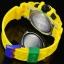 นาฬิกา คาสิโอ Casio G-Shock Standard Analog-Digital รุ่น GA-400-9A สินค้าใหม่ ของแท้ ราคาถูก พร้อมใบรับประกัน thumbnail 4
