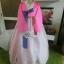 Silk Hanbok เกรด A+++ ฮันบกผ้าไหมเกาหลี รุ่นน้องกระต่าย Lovely pink thumbnail 3