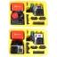 G160S-BK-YE SmaCase G160S รุ่นใหม่ EVA foam สีดำ-เหลือง สำหรับใส่กล้อง GoPro Hero4,Hero3+,Hero3,Hero2 thumbnail 2