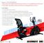 จักรยานออกกำลังกายเอนปั่น รุ่น 8718R สีดำ thumbnail 2