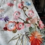 uchikake kimono กิโมโนอูชิคาเคะ สีขาวครีม งานปักดิ้นทอง thumbnail 7