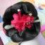Hanbok hair pin ที่ปักผมฮันบก รุ่นดอกมูกุงฮวา สีแดง thumbnail 1