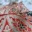 Antique Obi โอบิ ผ้าไหมญี่ปุ่น สีส้มแดง ดิ้นทอง thumbnail 4