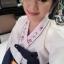 Hanbok เกรดพรีเมี่ยม แบบต่อปลายแขน ลายปักดอกไม้น่ารัก กระโปรงปักมือ thumbnail 10