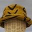 หมวกผ้าฝ้ายพิมพ์ลายขอบม้วน thumbnail 1
