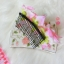 Flower Hair Accessories หวีสับรูปกุหลาบสีโอโรส ใส่คู่กิโมโนตัวเก่ง thumbnail 2