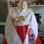 พู่ประดับชุดฮันบก รุ่น A02 สีแดง งานพรีเมี่ยม ปักมือปราณีตสวยงาม thumbnail 3