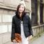 CW5909012 เสื้อโค้ทผู้หญิงหวานเกาหลีตัวสั้น มีอฮูดซิปหน้า(พรีออเดอร์) รอ 3 อาทิตย์หลังโอนเงิน thumbnail 4