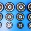 ขาย ชุดดัมเบลเหล็กชุบโครเมียม 20 KG. MAXXFiT รุ่น มีซิลิโคนสำดำหุ้มแผ่นน้ำหนัก thumbnail 5