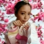 "Hanbok เกรด A+++ ผ้าไหมเกาหลี่ รุ่น Sweet Candy สีหวานสดใส อก 40"" thumbnail 1"