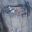 FW5907008 เสื้อแจ็กเก็ตยีนส์ ปกเชิ้ต แขนยาว แฟชั่นเกาหลี (พรีออเดอร์) thumbnail 4