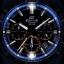 นาฬิกา คาสิโอ Casio Edifice Chronograph รุ่น EFR-534BK-9AV สินค้าใหม่ ของแท้ ราคาถูก พร้อมใบรับประกัน thumbnail 5