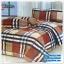 ผ้าปูที่นอนสไตล์โมเดิร์น เกรด A ขนาด 6 ฟุต(5ชิ้น)[AS-010] thumbnail 1