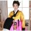 พู่ประดับชุดฮันบก รุ่น A01 สีเหลือง งานพรีเมี่ยม ปักมือปราณีตสวยงาม thumbnail 9