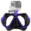 FMASK-LIME Freewell Diving Mask Blue สำหรับ GoPro สีน้ำเงิน thumbnail 1