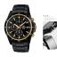 นาฬิกา คาสิโอ Casio Edifice Chronograph รุ่น EFR-526BK-1A9V สินค้าใหม่ ของแท้ ราคาถูก พร้อมใบรับประกัน thumbnail 3