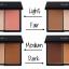 Sleek Face Form Contouring and Blush Palette # Fair ประกอบด้วยคอนทัวร์ ไฮไลท์ บรัชออนสี Rose Gold ใน 1 เดียว thumbnail 5