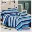 ผ้าปูที่นอนสไตล์โมเดิร์น เกรด A ขนาด 6 ฟุต(5 ชิ้น)[AS-087] thumbnail 1