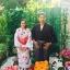 Summer kimono กิโมโนฤดูร้อน (Yukata) Spring Flower สีชมพู รุ่น 2 เซต 2 ชิ้น thumbnail 10
