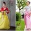 พู่ประดับชุดฮันบก รุ่น A01 สีเหลือง งานพรีเมี่ยม ปักมือปราณีตสวยงาม thumbnail 12