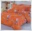 ผ้าปูที่นอน ลายกราฟฟิค เกรด AA ขนาด 6 ฟุต(5 ชิ้น)[AA-150] thumbnail 1