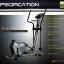 เครื่องออกกำลังกายเดินวงรี รุ่น: EC (Elliptical Exercise Trainer) thumbnail 4
