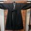 Hanbok Man (DURUMAGI) ฮันบกชายผ้าไหมเกาหลีสีดำ thumbnail 1