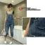 2035 เอี้ยมยีนส์ สาวหวานซ่อนเปรี้ยว ขายาว น่ารัก แฟชั่นเกาหลี (พรีออเดอร์) thumbnail 1