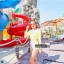 [Size S,M] Birkin ชุดว่ายน้ำแขนยาว แนว Sport สีเหลือง thumbnail 1