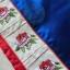 Korean hanbok bag กระเป๋างานปักสำหรับใส่ฮันบก สีน้ำเงิน thumbnail 2
