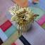 Hanbok hair pin ที่ปักผมฮันบก รุ่นผีเสื้อกับดอกไม้ thumbnail 3