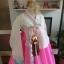 Royal Hanbok ฮันบกชาววังลุคเจ้าหญิง สีสวยใสน่ารัก thumbnail 2