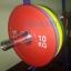 ขาย แผ่นน้ำหนักขนาด 2 นิ้ว Cpu Competition Urethane Bumper Plate thumbnail 12