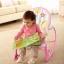 เปลโยก Rocking Baby Bouncer Newborn-to-Toddler Rocker Bunny (สีชมพู) thumbnail 4