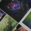 สีทาเล็บเจล EN.OU ยกเซ็ต 12ขวด ชิมเมอร์ดวงดาว DISCOLOR STAR thumbnail 7