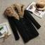 CW809003 เสื้อโค้ทเกาหลี กันหนาว ผ้าขนสัตว์ ปกเชิ้ตตัวยาว (พรีออเดอร์) รอ 3 อาทิตย์หลังโอนเงิน thumbnail 7