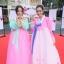 Silk Hanbok เกรด A+++ ฮันบกผ้าไหมเกาหลี รุ่นน้องกระต่าย Lovely pink thumbnail 1
