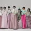 Princess Style Hanbok ฮันบกแบบชาววัง ทังอี รุ่น SNSD thumbnail 3