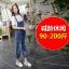 OW6003001 เอี้ยมยีนส์ผู้หญิงผ้ากันเปื้อนขาจั้ม ฤดูร้อน (Pre-order) thumbnail 5