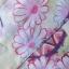 ํYukata กิโมโนฤดูร้อน ดอกไม้หลากสี พิมพ์ทอง thumbnail 5