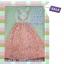 Dress สายเดี่ยวสีส้ม ราคา 100 บาท thumbnail 2